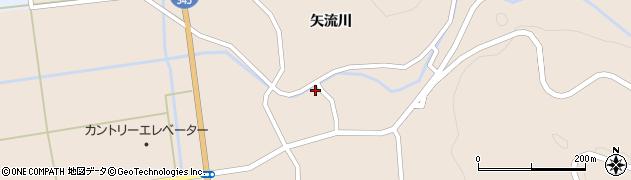 山形県酒田市生石矢流川99周辺の地図