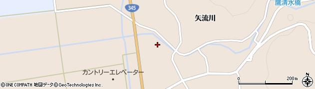 山形県酒田市生石矢口2周辺の地図