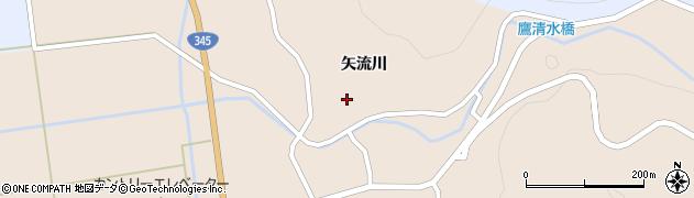 山形県酒田市生石矢流川253周辺の地図