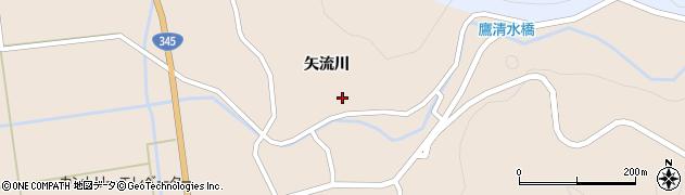 山形県酒田市生石矢流川248周辺の地図