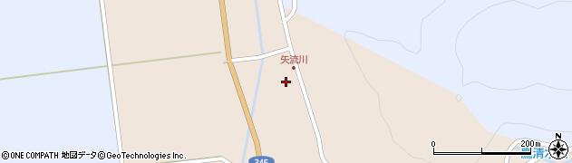 山形県酒田市生石関道47周辺の地図
