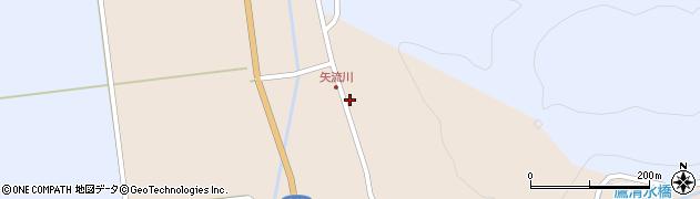 山形県酒田市生石矢流川327周辺の地図