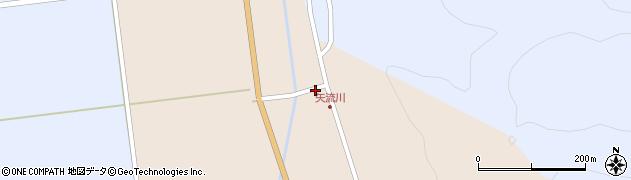 山形県酒田市生石関道63周辺の地図