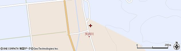 山形県酒田市生石矢流川339周辺の地図