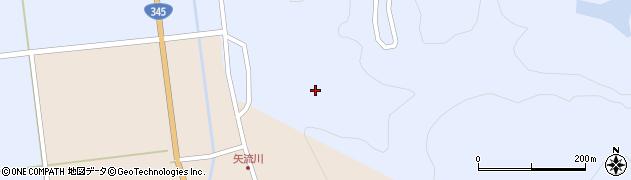 山形県酒田市北沢仁枚田13周辺の地図