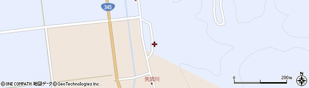 山形県酒田市北沢仁枚田36周辺の地図