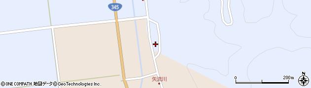 山形県酒田市北沢仁枚田39周辺の地図