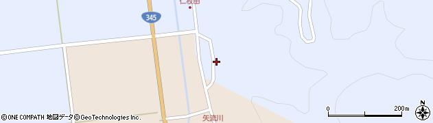 山形県酒田市北沢仁枚田33周辺の地図