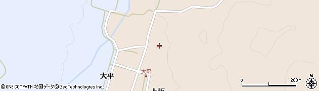 山形県酒田市生石上坂141周辺の地図