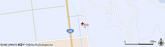 山形県酒田市北沢鍋倉518周辺の地図