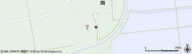 山形県酒田市関村の内79周辺の地図