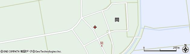 山形県酒田市関村の内95周辺の地図