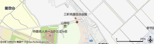 山形県酒田市北千日町28周辺の地図