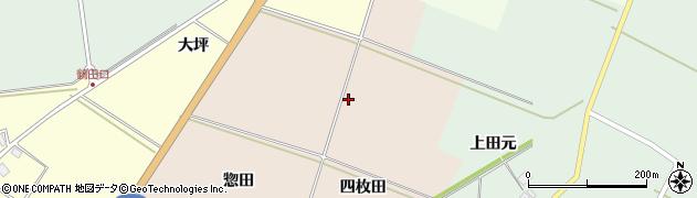 山形県酒田市中野曽根惣田62周辺の地図