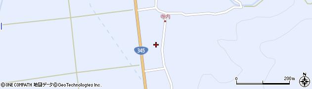 山形県酒田市北沢鍋倉144周辺の地図