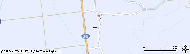 山形県酒田市北沢鍋倉135周辺の地図