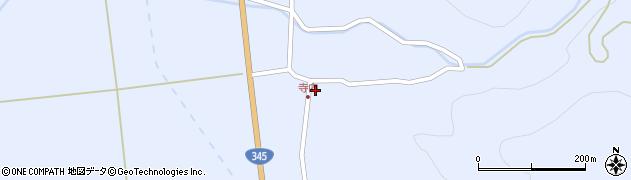 山形県酒田市北沢鍋倉46周辺の地図