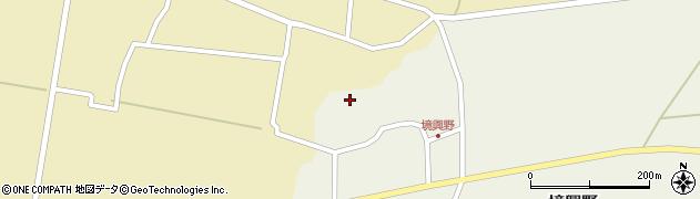 山形県酒田市境興野中ノ坪127周辺の地図
