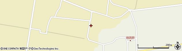 山形県酒田市前川楯前39周辺の地図