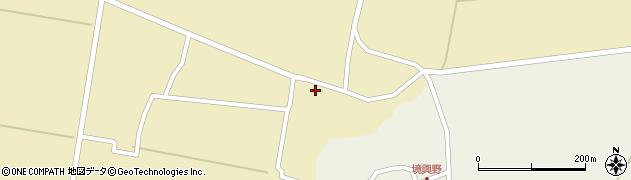 山形県酒田市前川周辺の地図