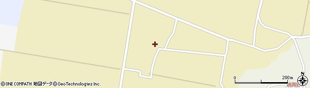 山形県酒田市前川宮田周辺の地図