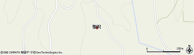 岩手県一関市室根町折壁聖沢周辺の地図