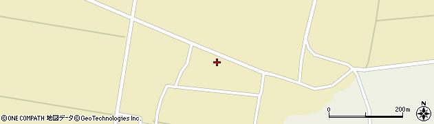 山形県酒田市前川前田26周辺の地図