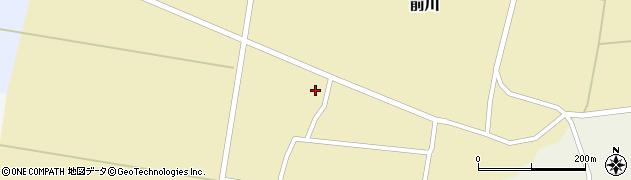山形県酒田市前川宮田1周辺の地図