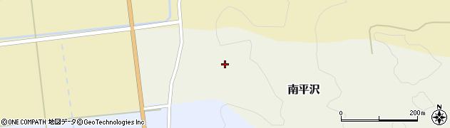 山形県酒田市南平沢大道東57周辺の地図
