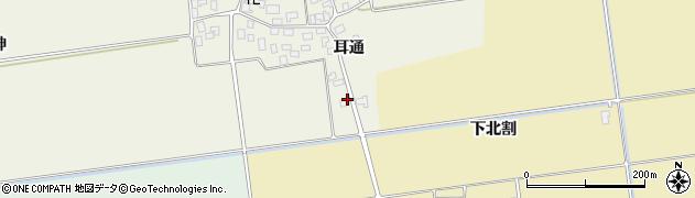山形県酒田市吉田才ノ神43周辺の地図