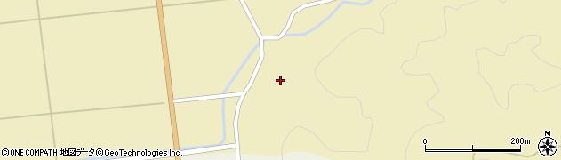 山形県酒田市北平沢盛沢63周辺の地図