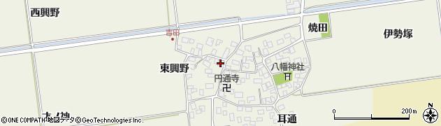 山形県酒田市吉田伊勢塚119周辺の地図