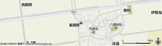 山形県酒田市吉田伊勢塚132周辺の地図