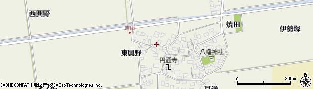 山形県酒田市吉田伊勢塚136周辺の地図
