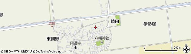 山形県酒田市吉田伊勢塚12周辺の地図
