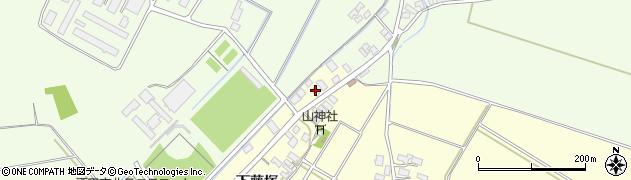 山形県酒田市豊里下藤塚200周辺の地図