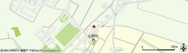 山形県酒田市豊里下藤塚198周辺の地図