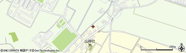 山形県酒田市豊里下藤塚208周辺の地図