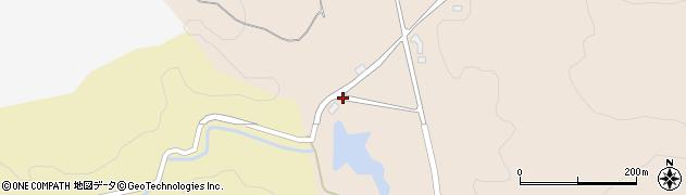 山形県酒田市市条小平58周辺の地図