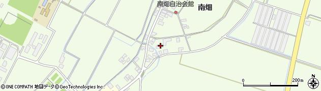 山形県酒田市藤塚南畑31周辺の地図