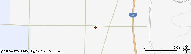 山形県酒田市寺田家ノ前周辺の地図