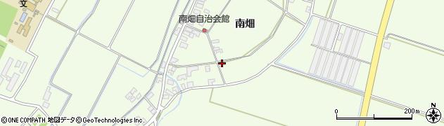 山形県酒田市藤塚南畑60周辺の地図