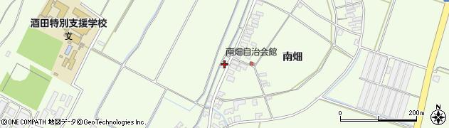 山形県酒田市宮海古川270周辺の地図
