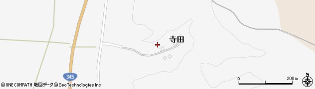 山形県酒田市寺田道ノ上98周辺の地図