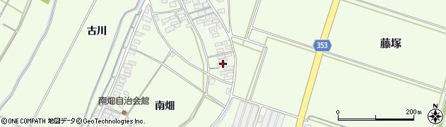 山形県酒田市藤塚元和里112周辺の地図