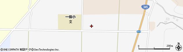 山形県酒田市寺田樋掛周辺の地図
