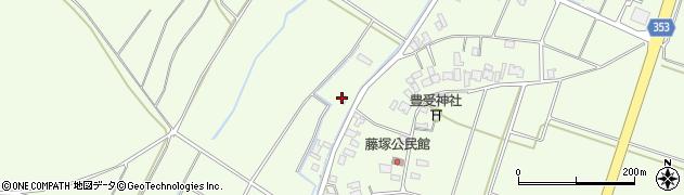 山形県酒田市宮海古川11周辺の地図