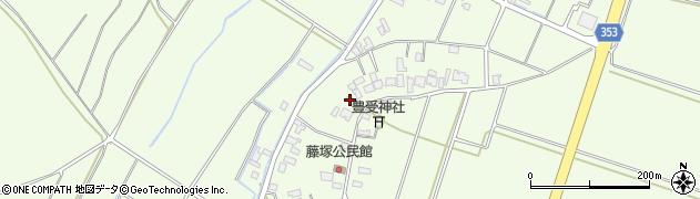 山形県酒田市藤塚元和里19周辺の地図
