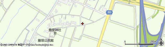 山形県酒田市藤塚中畑263周辺の地図