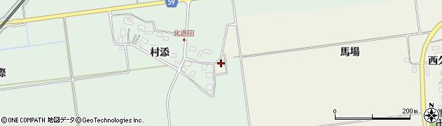 山形県酒田市庭田馬場73周辺の地図